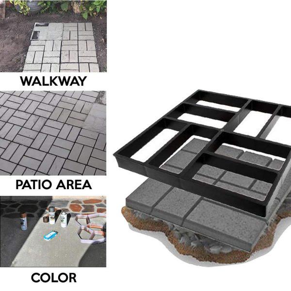 diy paver mold
