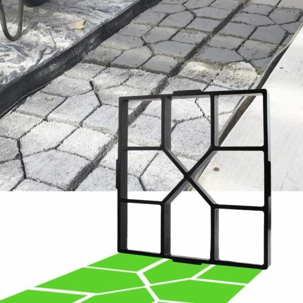 buy square concrete path moulds online
